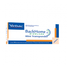 BackHome Transponder Microchip Virbac