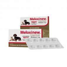 Meloxinew 1 mg Display 120 Comprimidos