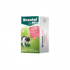 Drontal Puppy Suspensão Oral 20ml